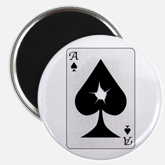 Playing Card Bullet Hole Magnets
