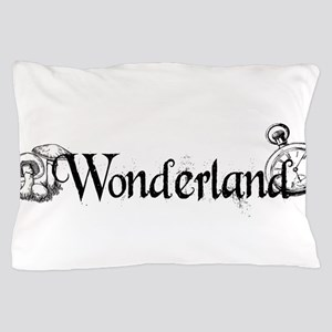 Wonderland Pillow Case
