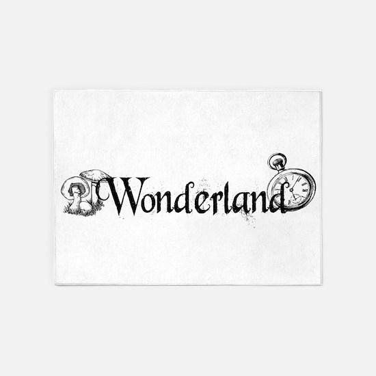 Wonderland 5'x7'Area Rug