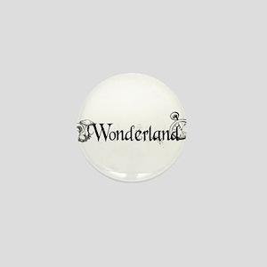 Wonderland Mini Button