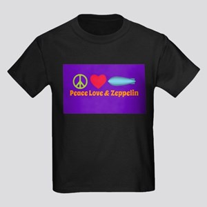 Peace Love & Zeppelin T-Shirt