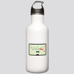 Audio Meter Stainless Water Bottle 1.0L