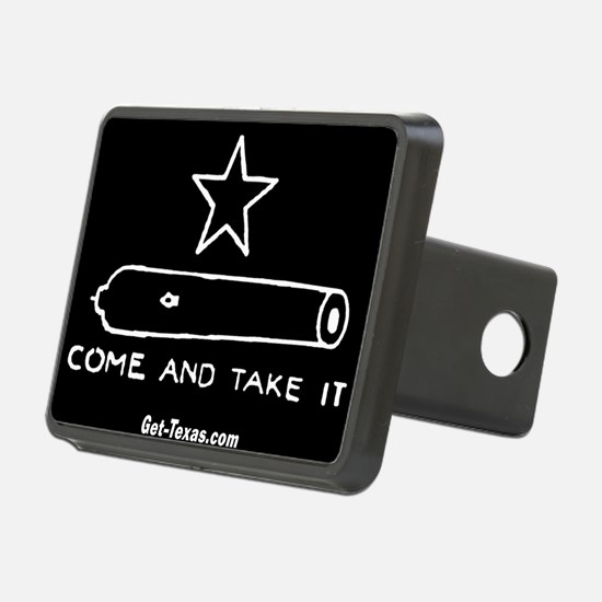 Texas Flag - Come and Take Hitch Cover