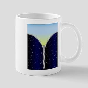 Sky Zipper Mugs