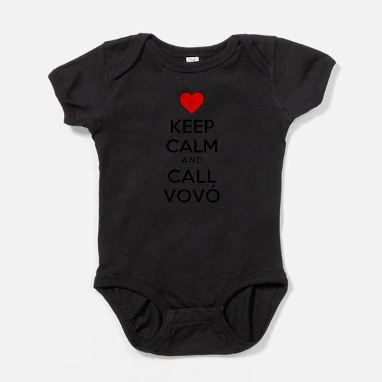 Unique Portuguese grandchild Baby Bodysuit