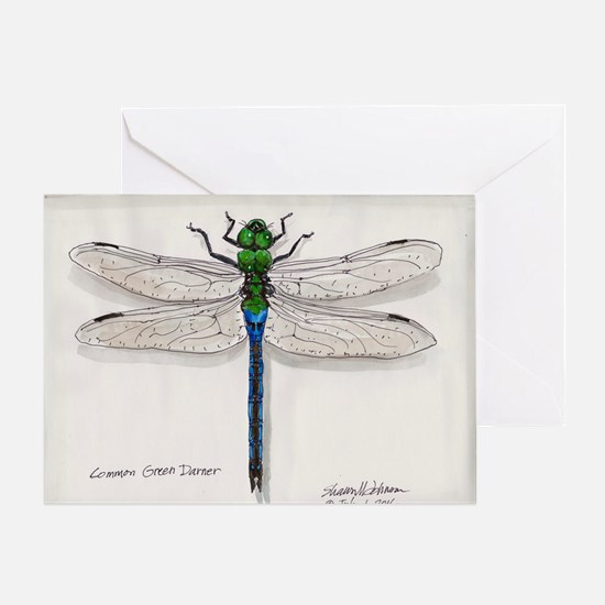 Common Green Darner Greeting Cards
