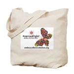 Spread Light Tote Bag