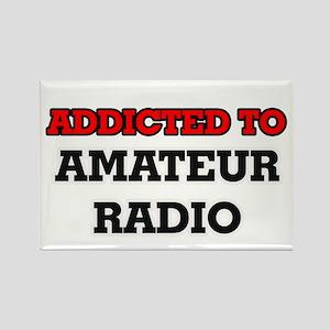 Addicted to Amateur Radio Magnets