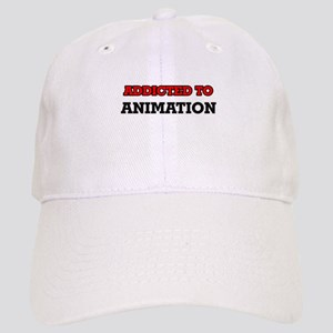 Addicted to Animation Cap