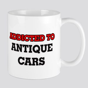 Addicted to Antique Cars Mugs