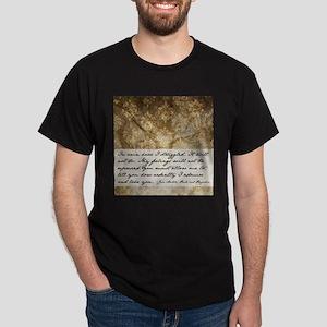 Pride and Prejudice Quote T-Shirt