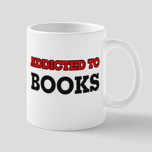 Addicted to Books Mugs