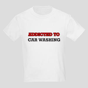 Addicted to Car Washing T-Shirt