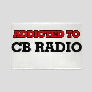 Addicted to Cb Radio Magnets