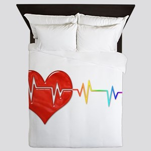 Pulse Queen Duvet