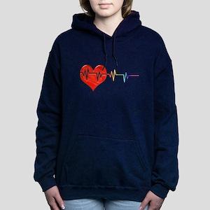 Pulse Women's Hooded Sweatshirt