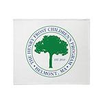 Henry Frost Logo Throw Blanket