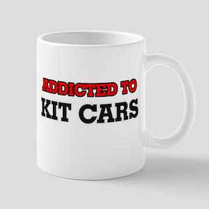 Addicted to Kit Cars Mugs