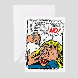 """Poke in the Eye"" Greeting Cards (Pk of 10)"