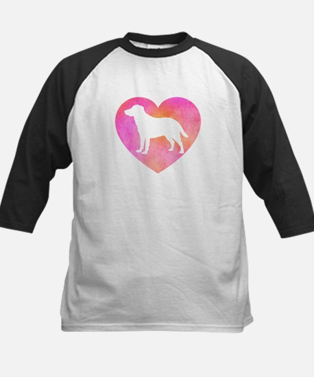 Lab Love Mom Baseball Jersey