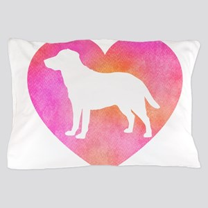 Lab Love Mom Pillow Case