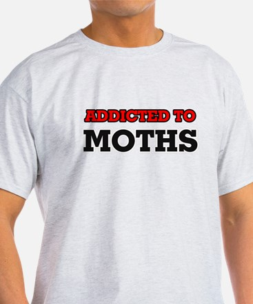 Addicted to Moths T-Shirt