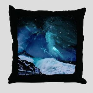 Serenity Bay Throw Pillow