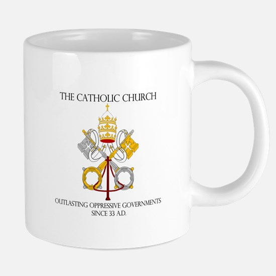 The Catholic Church Mugs