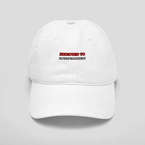 Addicted to Scrapbooking Cap