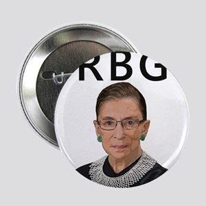 """Notorious RBG 2.25"""" Button (10 pack)"""