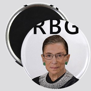 Notorious RBG Magnet