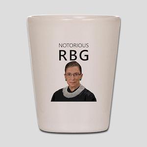 Notorious RBG Shot Glass