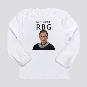 Notorious RBG Long Sleeve Infant T-Shirt