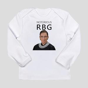Notorious RBG Long Sleeve Infant T-Shirt
