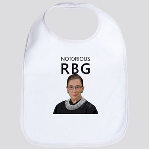 Notorious RBG Bib