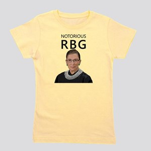 Notorious RBG Girl's Tee