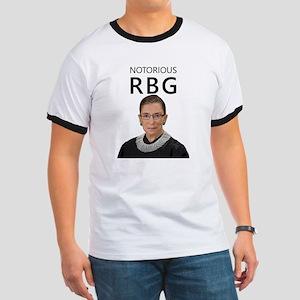 Notorious RBG Ringer T