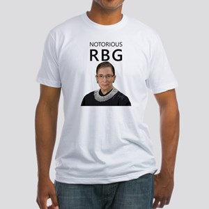 Notorious RBG Fitted T-Shirt