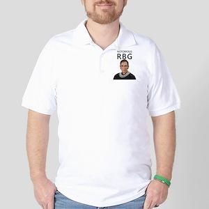 Notorious RBG Golf Shirt
