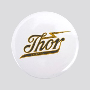 Thor Motorcycle Chicago Retro Button