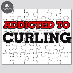 Addicted to Curling Puzzle