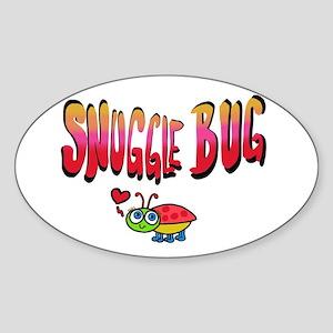 Snuggle bug Sticker