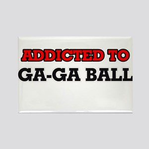 Addicted to Ga-Ga Ball Magnets