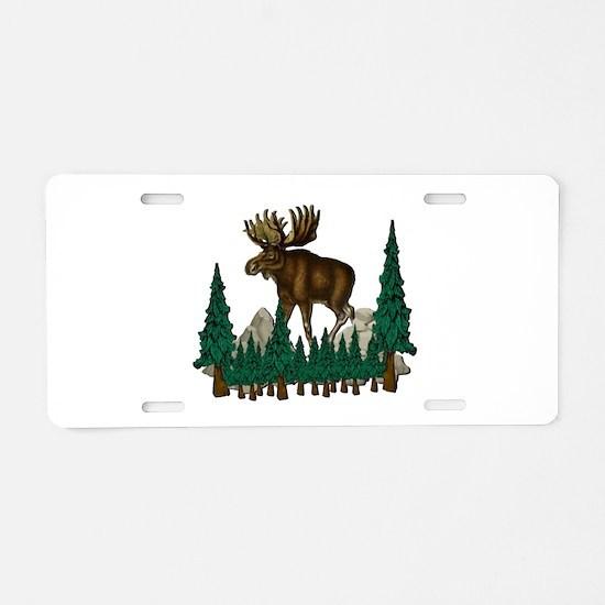 Cute Edmonton canada Aluminum License Plate