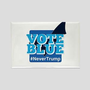 Vote Blue Magnets