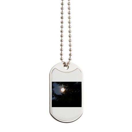 Blue Moon September Dog Tags