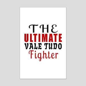 The Ultimate Vale Tudo Martial A Mini Poster Print