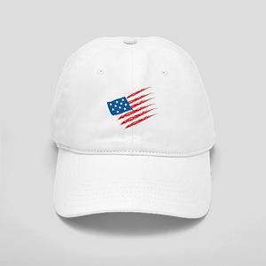 America Flag Cap