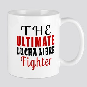 The Ultimate Lucha Libre Martial Arts F Mug
