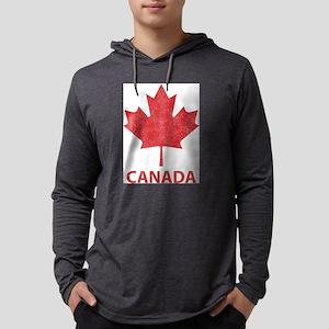 Vintage Canada Long Sleeve T-Shirt